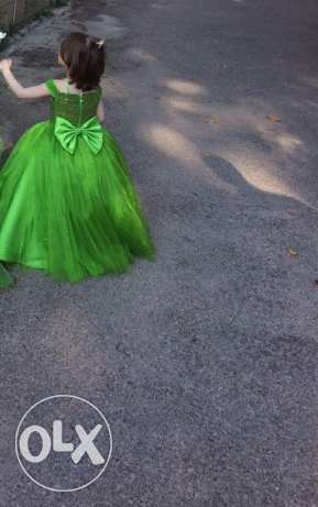 Size 4 to 6 years Dress