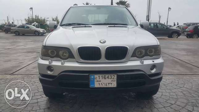 Another great liscence for BMW X5/3.0 2003 fully loaded /No accidents