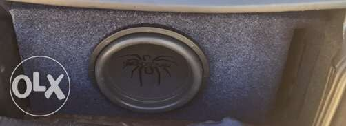 "soundstream t5 12"" 2000w max with box"