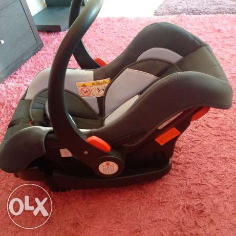 Car seat firs age and bath chair