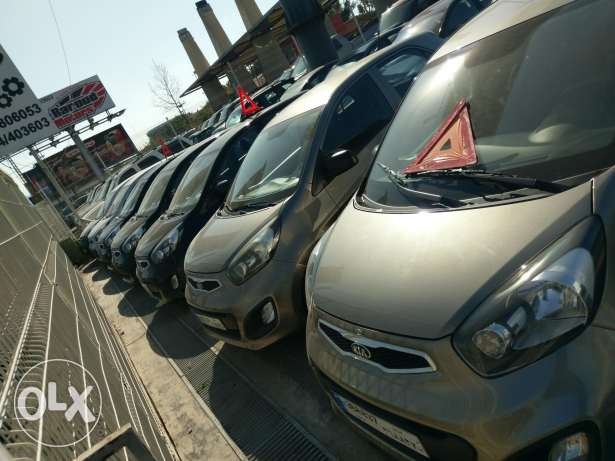 Kia picanto LX and EX for sale 7400 and 8150