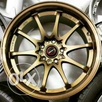 RAYS ENG rims 18 inch