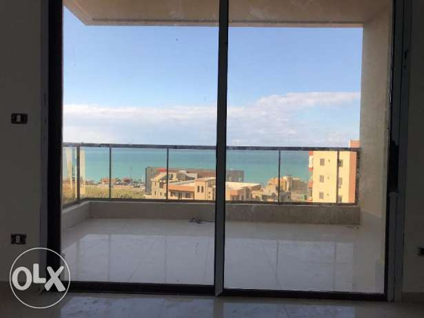 125 m2 Apartment in Halat - 500m from highway-unblocakble sea view