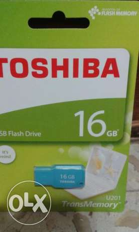 Toshiba USB 16GB 16G Mini Mikawa USB Flash Drive New ct حازمية -  3