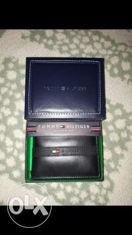 Black Tommy Hilfiger Wallet