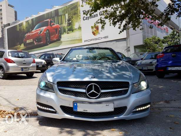 2003 Mercedes SL 500 Look 55 AMG 2010 Perfect Condition
