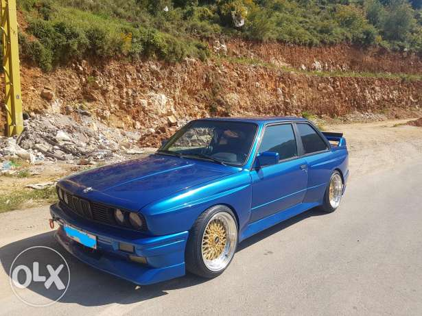 BMW E30 full look ///M