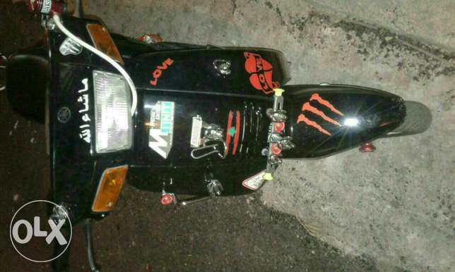 Motorcycle int 1 for sale عكار -  1