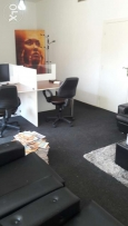 Fully furnished Office for Rent-Mar Takla street-Itihad crossing-Berut