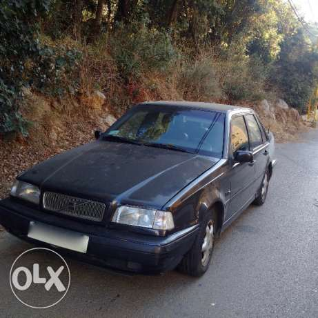 Volvo 460 Year 1996, Very Low Milage and clean . 2ankad أشرفية -  1
