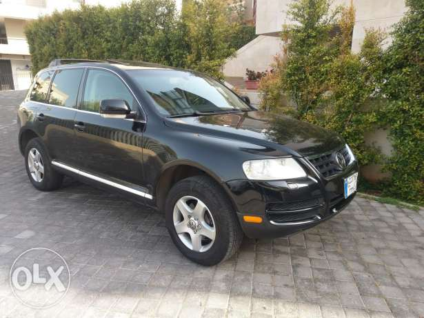 Vw Touareg 2004 v6 low mileage