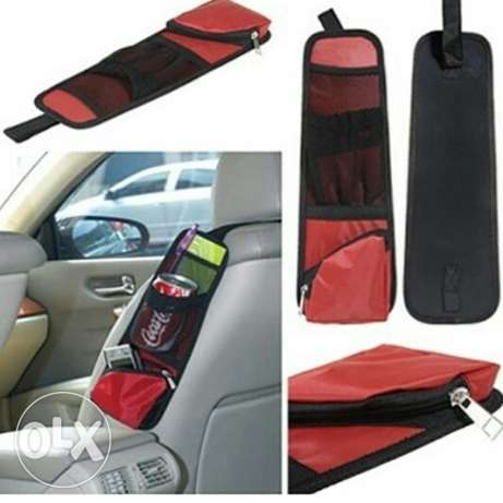 Car driver seat side storage pocket راس  بيروت -  1