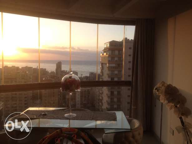 Furnished apartment for rent in Jal el dib