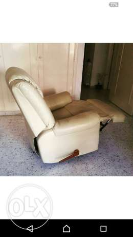 Lazy boy chair - couch فنار -  1