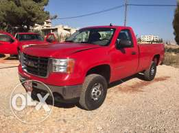 gmc sierra 2500hd 2008