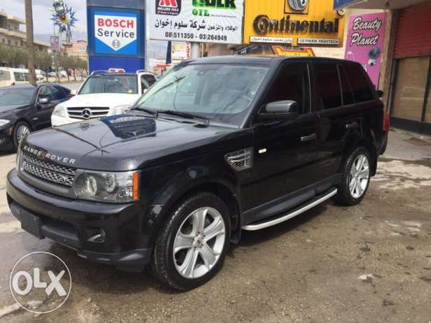 2010 Range Rover sport supercharge newly arrived !