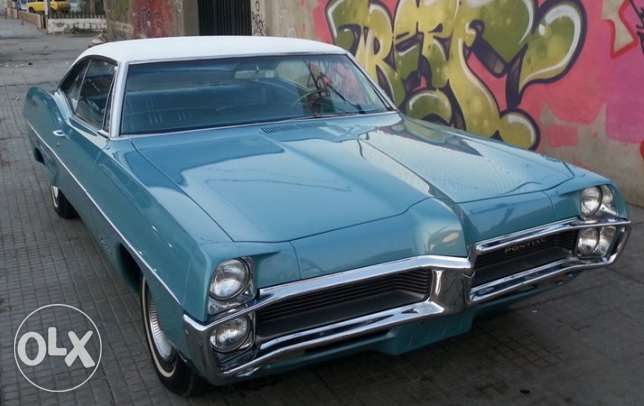 Pontiac Ventura 68- low miles-as new-original-20k negotiable or trade المرفأ -  2