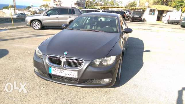 BMW 328 Coupe Sport Package كسروان -  2