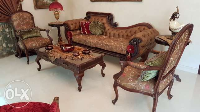 classic style furniture (salon and dining room) بعبدا -  6