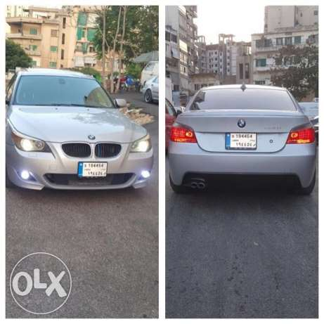 Bmw 530 mod 2004 mtechnik look super ndiffe