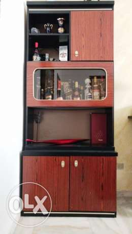 Wood cabinets made in Italy