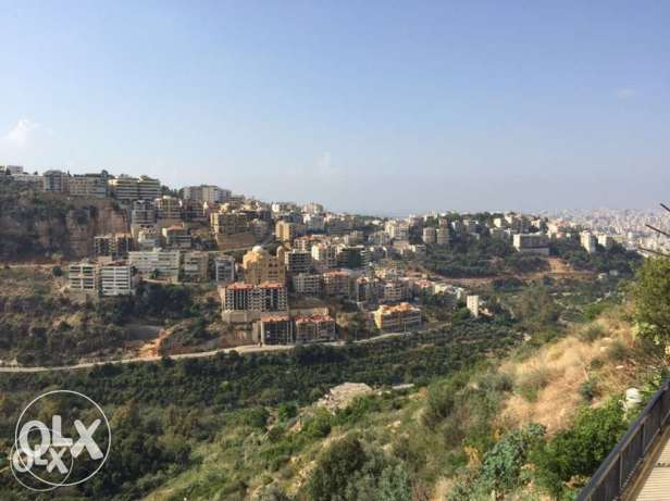 Apartment For Rent in Mansourieh, Blata Street, Amazing View