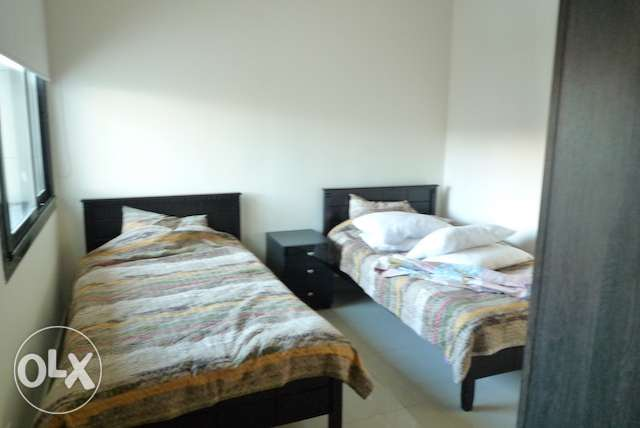 Furnished 2 bedrooms in Hamra + parking أشرفية -  4