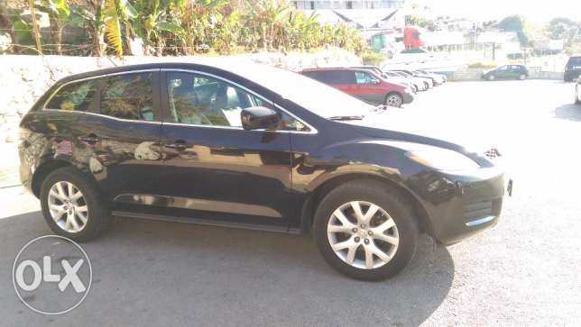Mazda CX7 CX-7 2008 Clean Carfax Excellent Condition كسروان -  3