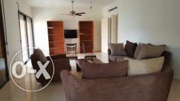 Furnished Apartment for Rent in Jal El Dib .Area 250 sqm