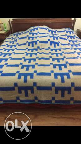 Blanket for double bed size المتن -  1