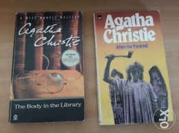The Body in the Library - After the Funeral - Agatha Christie Thriller