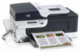 hp officejet j4660 all-in-one