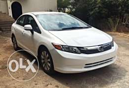 Honda Civic mod 2012 full option