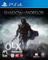 Shadow Of Mordor Brand New Sealed PS4 Game (makhtoume)