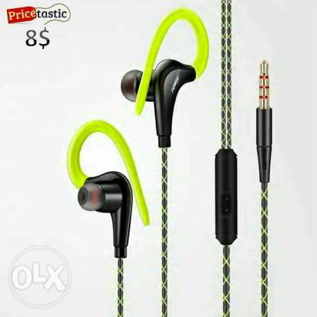 JIABOSI original sports superbass earphone