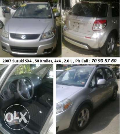 2008 suzuki SX4 Imported Full Options