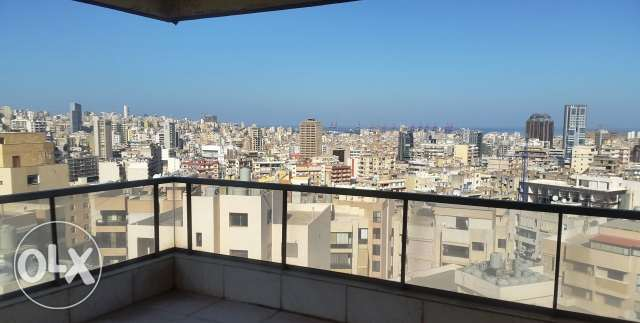 Apartment Sin El Fil Prime location with 360 view سن الفيل -  4