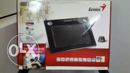 "Genius G-Pen M712 12"" x 7"" Dual-Mode & Multimedia Tablet"
