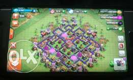 Clash of clans تاون 8 كلشي ماكس