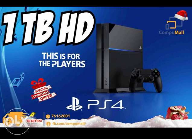 Ps4 EuropeEdition!!1Tb!!! المرفأ -  1