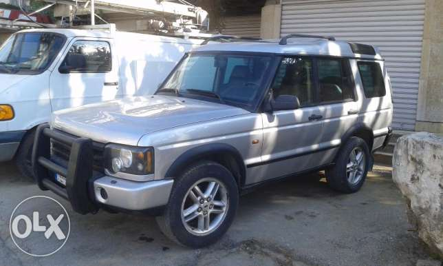 Land Rover 2003 Discovery
