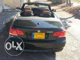 BMW 335ci convertible black - brown full options Navigation brand new