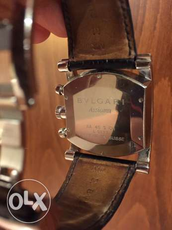 Bulgari Watch for men Hamra -  2