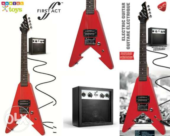 First Act Electric Guitar Power Amplifier for 140$