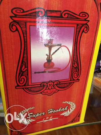 Brand New Small Super Hookah(Mini Arguileh/Shisha/Narguileh)