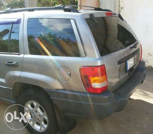 Grand Cherokee 2000 Limited 4×4 mfawal الشياح -  5