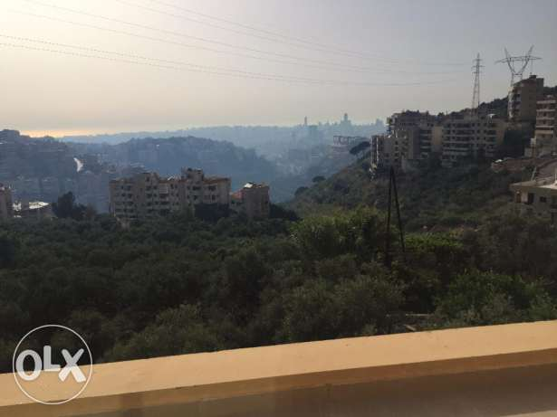 apartment 200m2 in mansourieh
