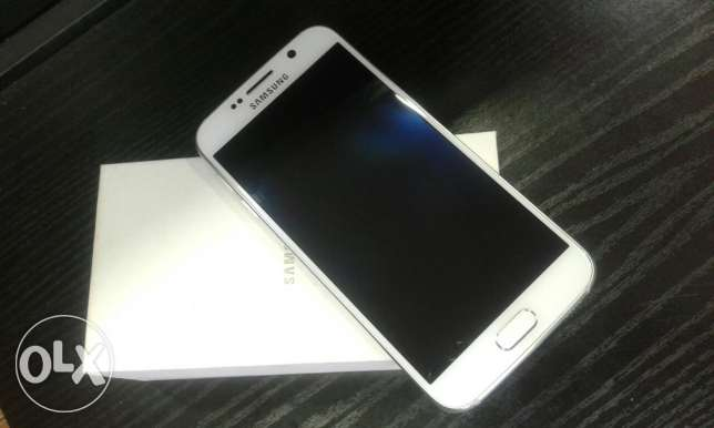 galaxy s6 new not used
