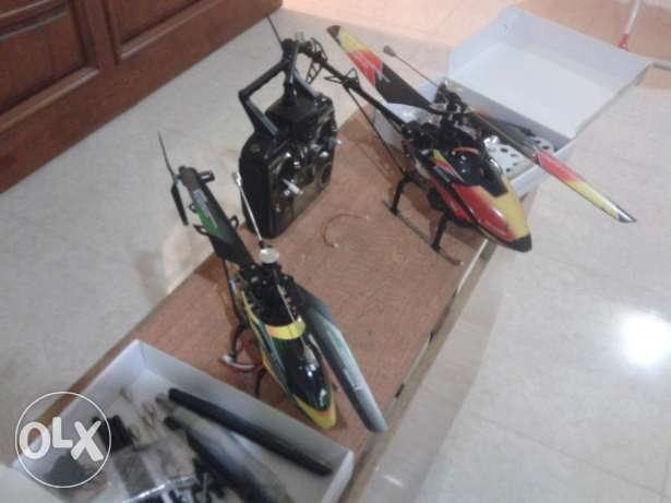 RC hilycopter