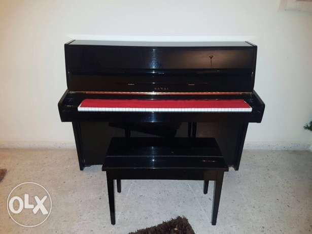 Black Kawai Piano for Sale
